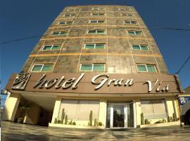Hotel Gran Via, hotel in Veracruz