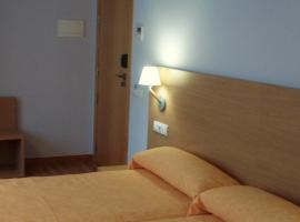 Hotel Windsor, hotel en Santiago de Compostela