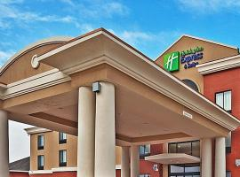 Holiday Inn Express & Suites Perry, hotel in Perry