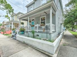 Downtown Wilmington Apartment - 4 Miles to UNCW!, apartment in Wilmington