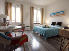 """"""" Le Léana Cardi """" Fécamp Bord de mer, hotel in Fécamp"""