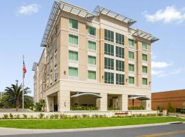 Hampton Inn & Suites Orlando/Downtown South - Medical Center, hotel near Amway Center, Orlando