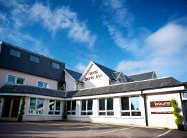 Nevis Bank Inn, hotel near Ben Nevis Whisky Distillery, Fort William