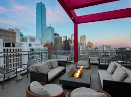 Courtyard by Marriott Dallas Downtown/Reunion District, hotel in Dallas