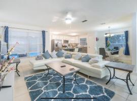 Disney, luxury, private Pool Home, PGG Home, pet-friendly hotel in Kissimmee