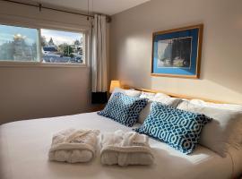 Buccaneer Inn, motel in Nanaimo
