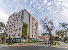 Hampton By Hilton Lima San Isidro, hotel in San Isidro, Lima