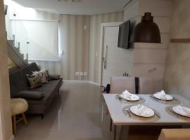 Residencial Santa fé flat, pet-friendly hotel in Canela