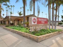 Best Western Plus Inn of Ventura, hotel with pools in Ventura