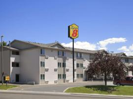 Super 8 by Wyndham Pocatello, hotel in Pocatello