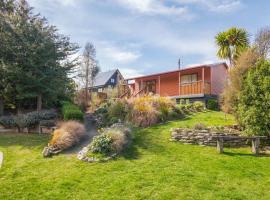 Korimako Ridge - Lake Hawea Holiday Home, accommodation in Lake Hawea