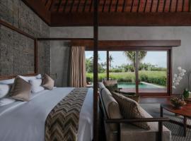 The Garcia Ubud Hotel & Resort, hotel in Ubud