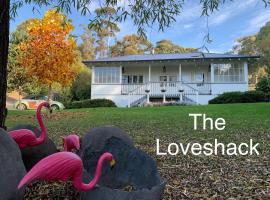 The Loveshack, hotel in Havelock North
