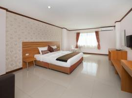 REGENTA CENTRAL RESIDENCY, hotel in Pattaya