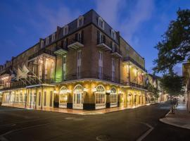 Holiday Inn Hotel French Quarter-Chateau Lemoyne, hotel near Treasure Chest Casino, New Orleans