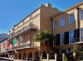 Holiday Inn Hotel French Quarter-Chateau Lemoyne, an IHG Hotel, hotel in New Orleans
