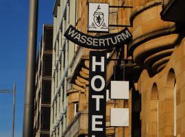 Wasserturm Hotel Mannheim, hotel near Wasserturm, Mannheim