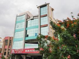 BB Residency, hotel in Perambalūr