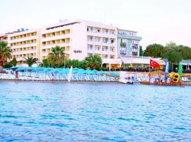 Tuntas Beach Hotel - All Inclusive, отель в Дидиме, рядом находится Алтынкум