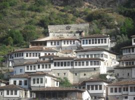 Hotel Guva Mangalem, hotel in Berat