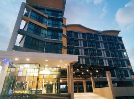 PS Thungsao Hotel, hotel in Hat Yai