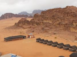 Wadi Rum Desert Adventures, luxury tent in Wadi Rum