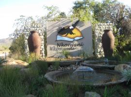 Nkonyeni Lodge & Golf Estate, hotel in Ngwempisi