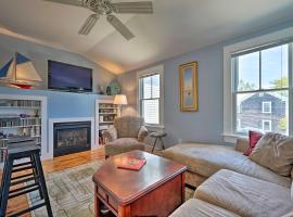 'Captain's Quarters' P-Town Apt with Ocean Views!, apartment in Provincetown