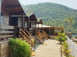 Summer Sky Beach Resort, resort in Agonda