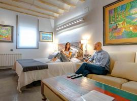 Hotel boutique Arte y Descanso, hotel in Almagro