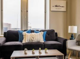 Downtown Studio 1BR and 2BR Apts by Frontdesk, apartment in Des Moines
