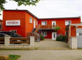 Grochlitzer Pension, Hotel in Naumburg (Saale)
