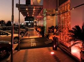 Eclipse Boutique Suites, căn hộ ở Abu Dhabi