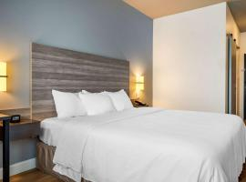Amos에 위치한 호텔 Rodeway Inn