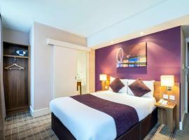 Comfort Inn - Kings Cross, hotel near Emirates Stadium, London