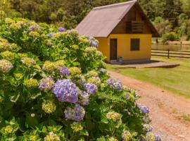 Leão De Judá, cabin in Canela