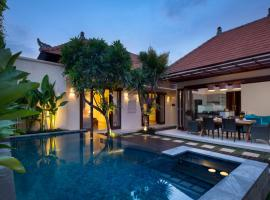 Villa Apanya Sanur, hotel with pools in Sanur