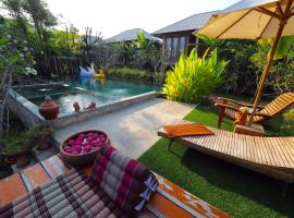 BaanSuk Sukhothai Resort, resort in Sukhothai