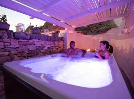 Trulli Holiday Deluxe & Wellness, hotel ad Alberobello