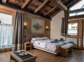 La Grolla Rooms & Apartments, apartmán v Livignu