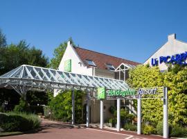 Holiday Inn Resort le Touquet, hotel near Le Touquet Airport - LTQ,