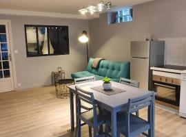 Appartement RDC Cabourg, hotel in Cabourg