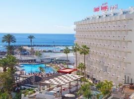 Hotel Troya, отель в городе Плайя-де-лаc-Америкас