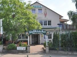 Hotel Nußknacker, hotel in Fulda