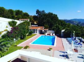 Villa Milena, hotel with pools in Agropoli