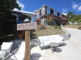 Virgin Islands Campground, hotel in Water Island