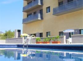Apartaments Las Carolinas, hotel a Sant Carles de la Ràpita