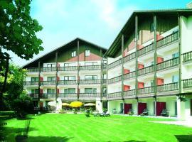 Hotel Garni Hubertushof, Hotel in Bad Füssing