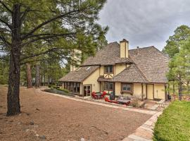 Main House with Game Room, 5Mi to Dwtn Flagstaff, vacation rental in Flagstaff
