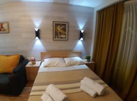 New Gudauri loft, отель в Гудаури